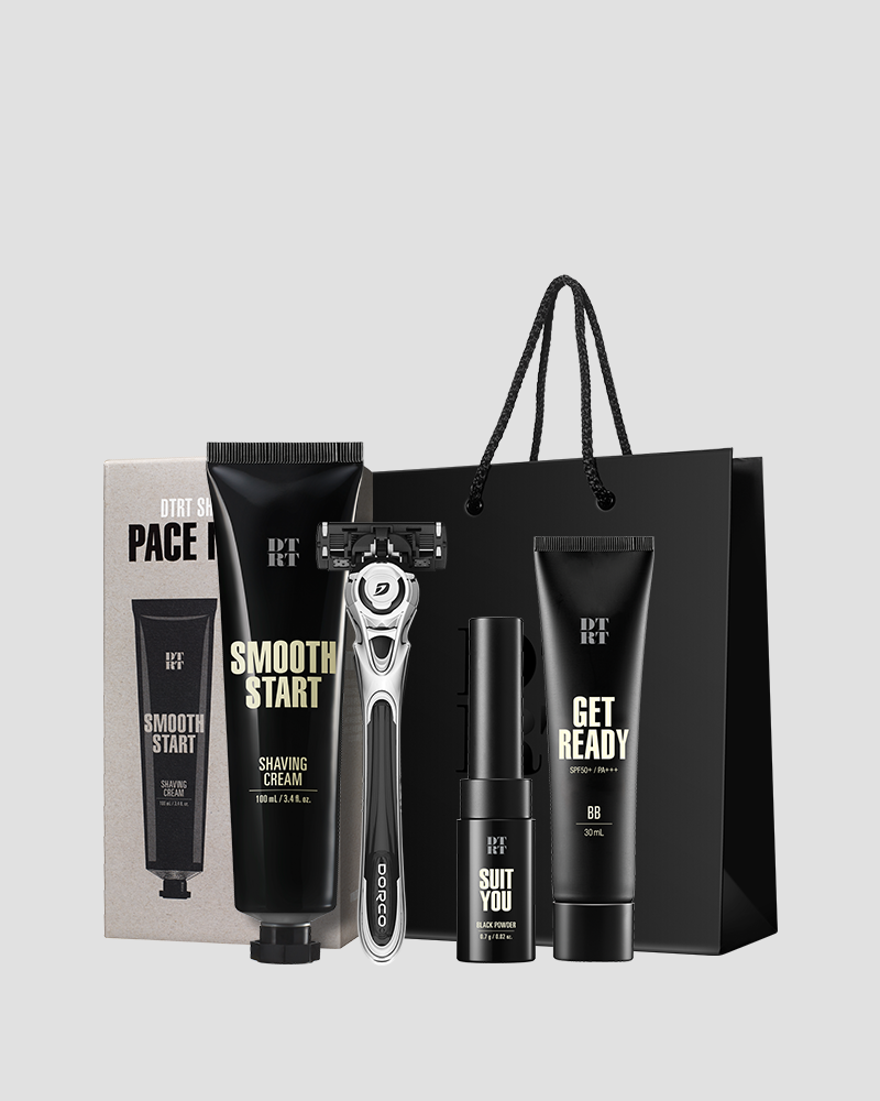 3STEP GROOMING SET